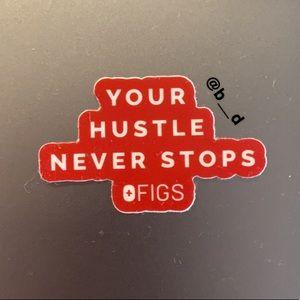 Figs Sticker